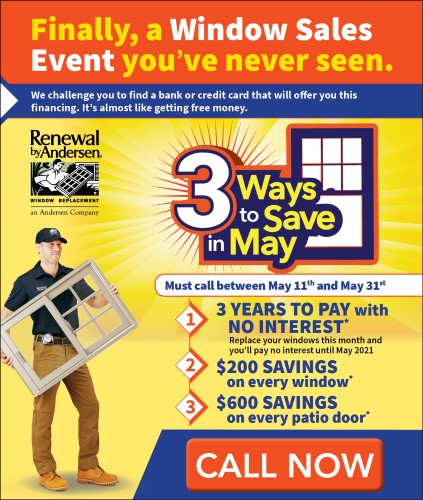 3 Ways to Save! No Payments or Interest for 3 Years!!