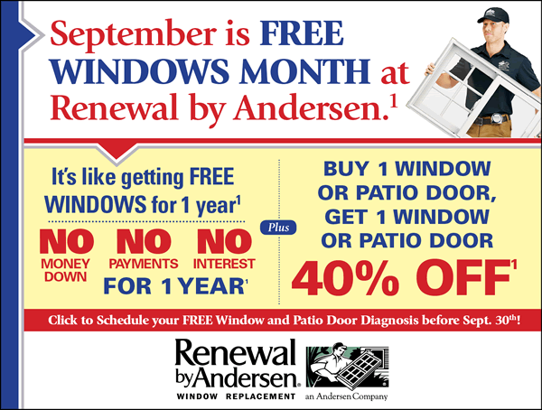 September is Free Windows Month!!