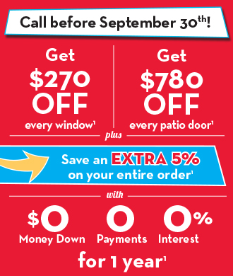 September is National Window Month!